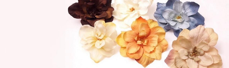 Assortiments de fleurs - Fleurs artificielles